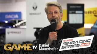 Game TV Schweiz - Daniel Mauerhofer | MARKETINGSPEZIALIST | SWISS SIMRACING SERIES 2020