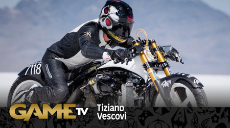 Game TV Schweiz - STAR NEWS | TIZIANO VESCOVI - DER SCHNELLSTE KILOMETER