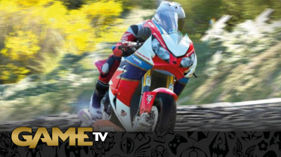 Game TV Schweiz - Isle of Man TT - FULL THROTTLE