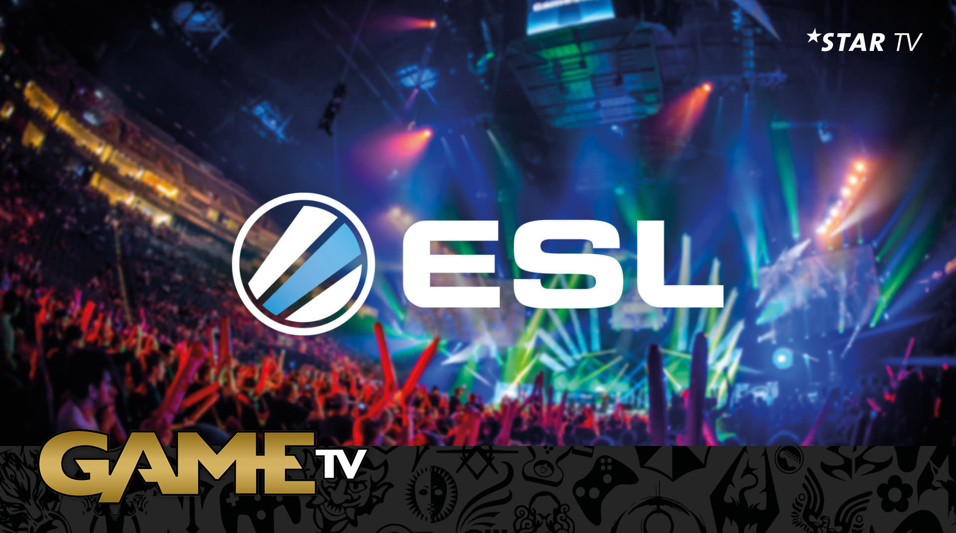 Game TV Schweiz - ESL - ESPORTS PROMOTION VIDEO