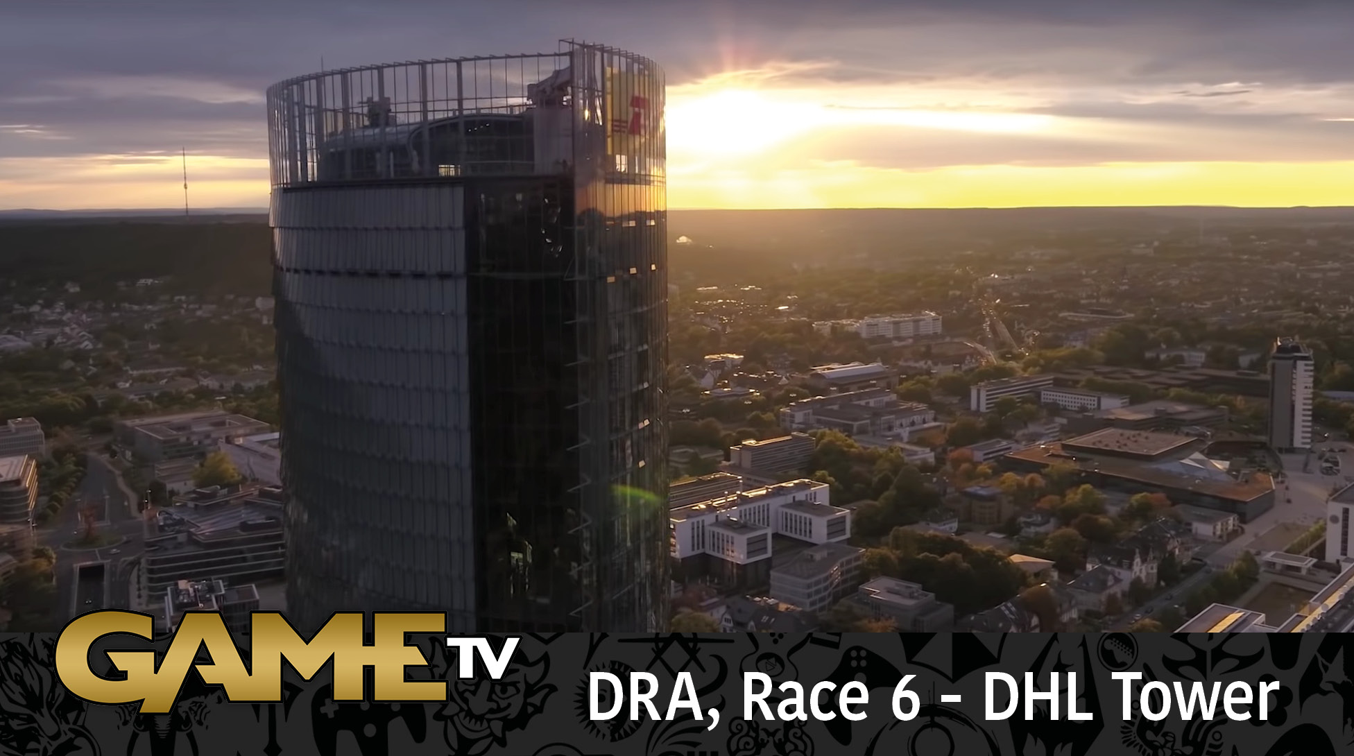 Game TV Schweiz - Race 6 - DHL Tower