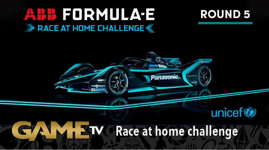 Game TV Schweiz - Round 5 Race LIVE! ABB Formula E Race At Home Challenge In Support Of UNICEF