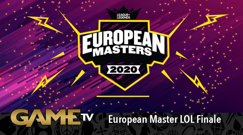 Game TV Schweiz - LDLC vs K1CK | Final Game 1 | EU Masters | LDLC OL vs K1ck Neosurf (2020)