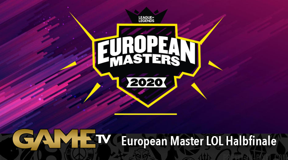 Game TV Schweiz - LDLC vs RGO | Semifinal Game 2 | EU Masters | LDLC OL vs AGO ROGUE (2020)