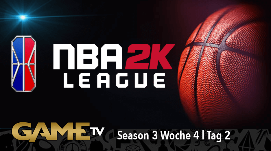 Game TV Schweiz - NBA 2K League Season 3 Week 4 | Day 2