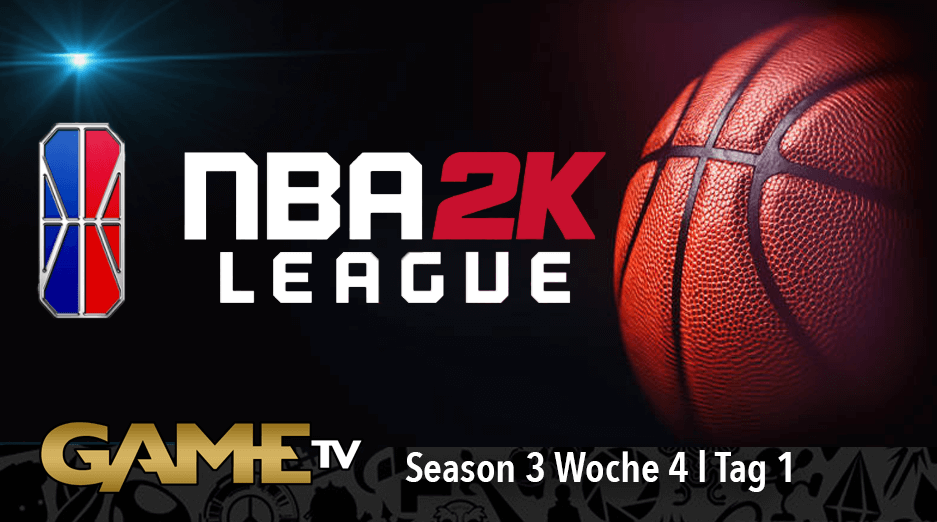 Game TV Schweiz - NBA 2K League Season 3 Week 4 | Day 1