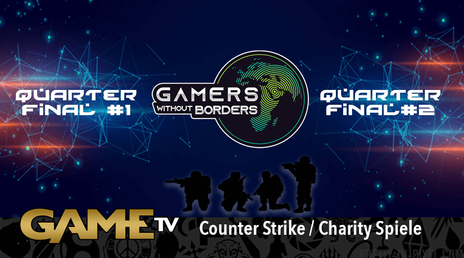Game TV Schweiz - Fnatic vs OG - Gamers Without Borders | Day 1 [English] - Charity Stream