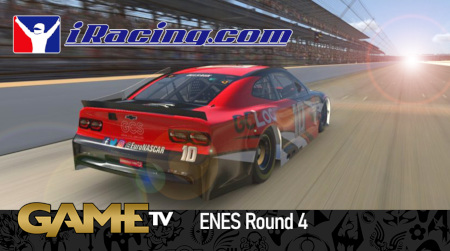 Game TV Schweiz - [iRacing] ENES Round 4 @ Indianapolis Motor Speedway