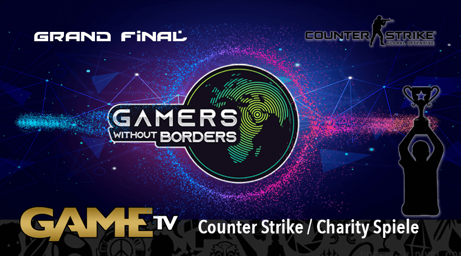 Game TV Schweiz - NaVi vs mousesports - Gamers Without Borders | Day 3 [English] - Charity Stream